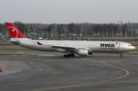 N809NW @ EHAM - North West Orient, currently Delta - by Jan Buisman