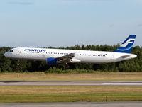 OH-LZB @ ESSA - Finnair - by Jan Buisman