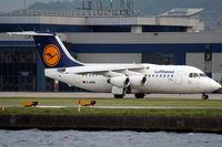 D-AVRE @ EGLC - Lufthansa - by Jan Buisman