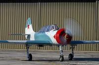N77YK @ KOQN - Yakovlev Yak-52  C/N 866812, N77YK