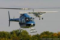 N404AD @ KOQN - Bell 206B JetRanger  C/N 1945, N404AD