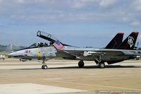 164342 @ KNTU - F-14D Tomcat 164342 AD-100 from VFA-31 Tomcatters  NAS Oceana, VA