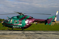 N117CJ @ KOQN - Eurocopter-Kawasaki BK-117A-3  C/N 7051, N117CJ