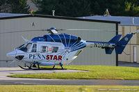 N117UP @ KOQN - Eurocopter-Kawasaki BK-117C-1  C/N 7508, N117UP