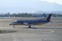 N213SW @ KLAS - Embraer EMB-120RT Brasilia - SkyWest Airlines  C/N 120277, N213SW
