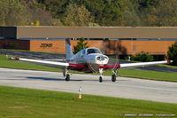 N215P @ KOQN - Beech F33A Bonanza  C/N CE-1676, N215P