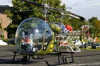 N2199 @ KOQN - Bell 47G  C/N 604, N2199