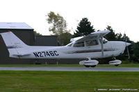 N2746C @ KOQN - Cessna 172R Skyhawk  C/N 17280587, N2746C
