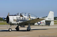 N28XT @ KNTU - North American T-28B Trojan  C/N 138339, N28XT