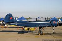 N41102 @ KNTU - Yakovlev Yak-52  C/N 866508, N41102
