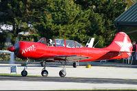 N52XS @ KOQN - Yakovlev (Aerostar) Yak-52TW  C/N 9912203, NX52XS
