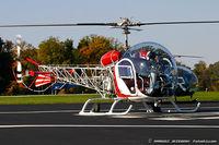 N6356 @ KOQN - Bell 47G  C/N 1671, N6356