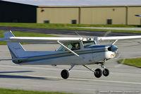 N6497M @ KOQN - Cessna 152 C/N 15284757, N6497M
