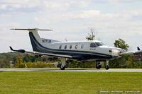 N777JX @ KOQN - Pilatus PC-12/45  C/N 288, N777JX