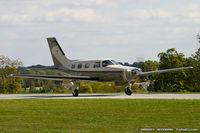 N799HC @ KOQN - Piper PA-46-350P Malibu Mirage  C/N 4636219, N799HC