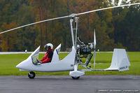 N83LD @ KOQN - Magni Gyro M-16 Tandem Trainer  C/N 01 (N83LD), N83LD