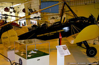 X95N @ KOQN - Pitcairn Cierva Autogiro PCA-1A  C/N 02 X95N - American Helicopter Museum