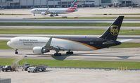 N307UP @ MIA - UPS 767-300