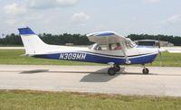 N309MM @ LAL - Cessna 172M