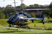 N75SP @ KOQN - Bell 407  C/N 53580, N75SP