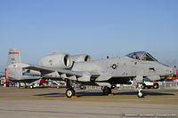 80-0166 @ KNTU - A-10A Thunderbolt 80-0166 MA from 131st FS Death Vipers 104th FW Barnes ANG, MA