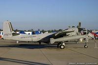 N1171Y @ KNTU - Grumman OV-1D Mohawk  C/N 33B, N1171Y