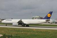 D-AIKE @ LMML - A330 D-AIKE Lufthansa - by Raymond Zammit