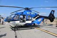 N312PH @ PTK - LifeFlight of Michigan, formerly Beaumont Hospital