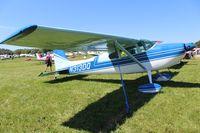 N313DQ @ OSH - Cessna 180