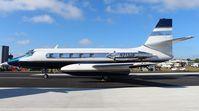 N313JS @ SUA - Jetstar
