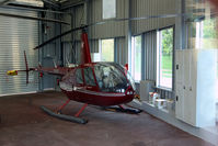 3A-MAR @ LNMC - Parked in hangar - by micka2b