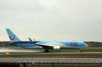 G-OBYH @ EKCH - G-OBYH taking off rw 22R - by Erik Oxtorp