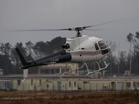F-GJAB @ LFBD - SARL HELI SUD OUEST take off FATO 23 - by JC Ravon - FRENCHSKY