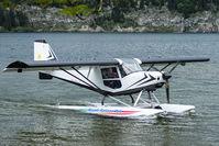F-JTMO - At Lac de Joux, in Swiss Jura mountains, Seaplane-meet. - by sparrow9