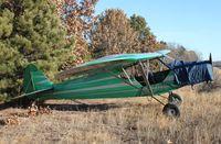 N3208Z @ C47 - Wag Aero Sport Trainer