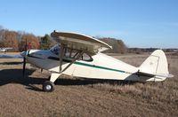 N5886H @ C47 - Piper PA-16