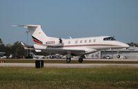 N322QS @ ORL - Net Jets