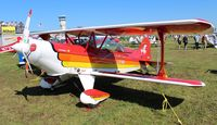 N323BS @ OSH - EAA Acro Sport II