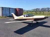 G-RMAN @ EGPG - AeroDesign Pulsar at CBN EGPG - by John Angiolini