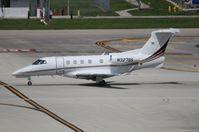 N327QS @ FLL - Net Jets