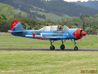 ZK-YAC @ NZAR - guess when this was taken - by magnaman