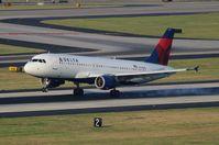 N334NW @ ATL - Delta