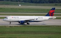 N335NW @ DTW - Delta