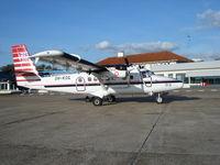 OH-KOG @ EHGG - Geological Surveys DHC-6 at Groningen airport