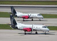 N336AG @ FLL - Silver Airways