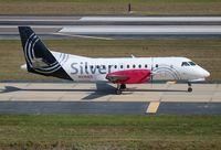 N336AG @ TPA - Silver Airways