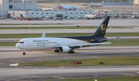 N339UP @ MIA - UPS 767-300