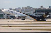 N343UP @ MIA - UPS 767-300