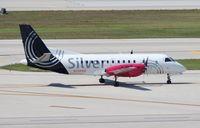 N350AG @ FLL - Silver Airways