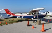 N354CP @ BKL - Civil Air Patrol